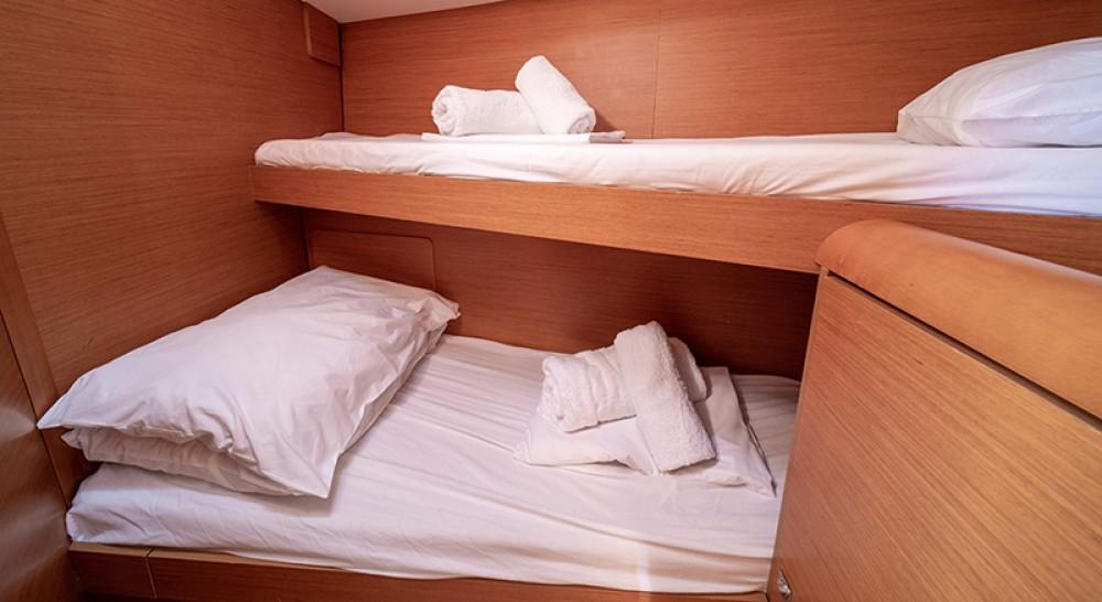 Boat rental Jeanneau Sun Odyssey 449 in Preveza on Samboat