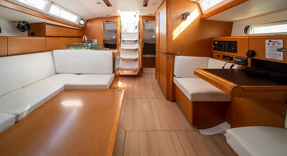 Hire Sailboat with or without skipper Jeanneau Preveza