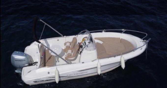 Boat rental Hyères cheap Cap Camarat 6.5 CC Serie 2