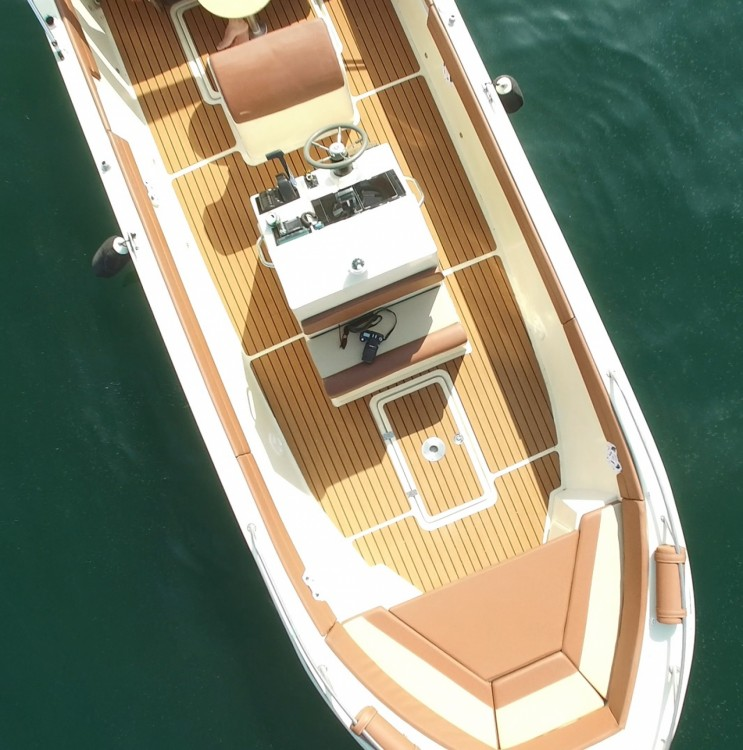 Marlin Boat Sport Open 22 between personal and professional Lisbon