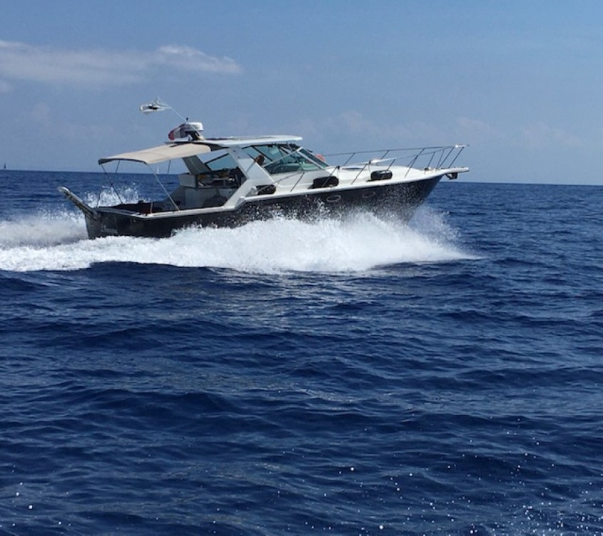 Rental Motorboat in Saint-Florent - Tiara OPEN 3600