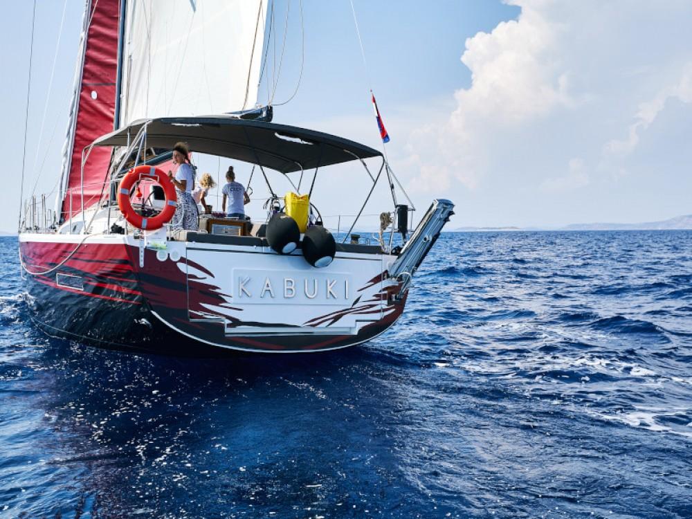 Rental Sailboat in Primošten - Dufour Dufour 56 Exclusive Owner Version