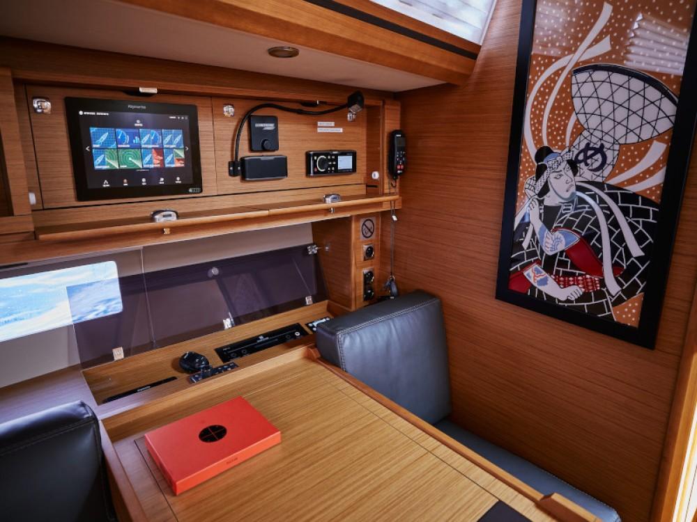 Rent a Dufour Dufour 56 Exclusive Owner Version Primošten