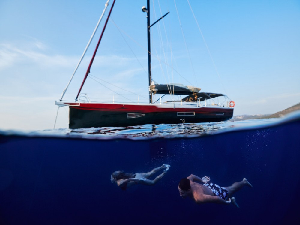 Boat rental Dufour Dufour 56 Exclusive Owner Version in Primošten on Samboat