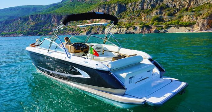 Boat rental Cobalt A25 in Setúbal on Samboat
