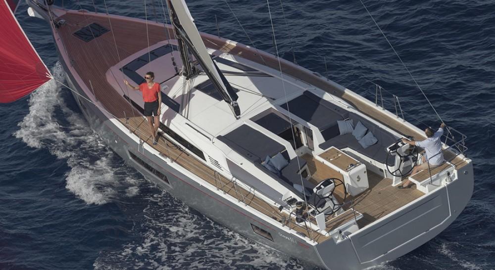 Rental yacht Grèce - Bénéteau Oceanis 51.1 on SamBoat