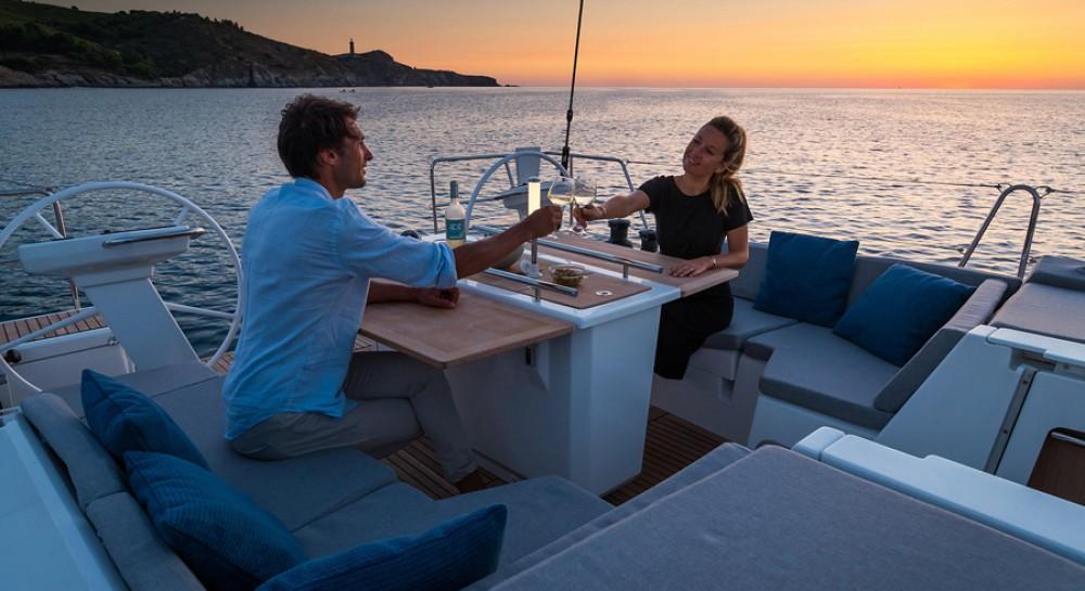 Rent a Bénéteau Oceanis 461 Greece