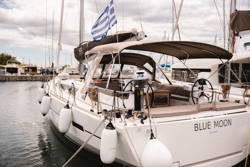 Rental yacht Preveza - Dufour Dufour 520 GL on SamBoat