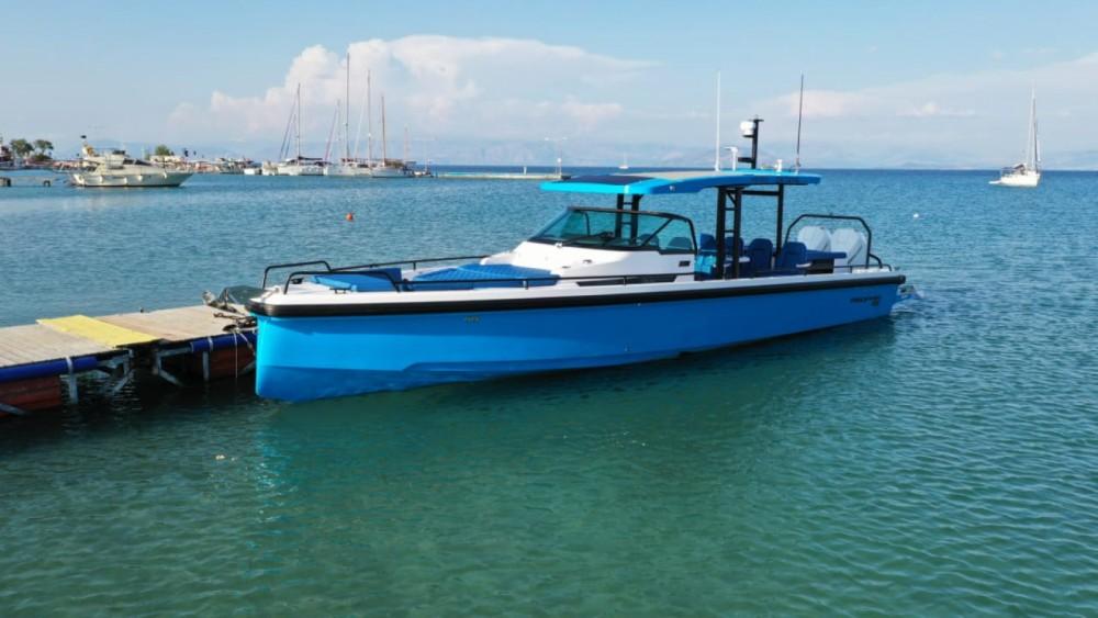 Rental yacht Gouvia - Axopar 37 T-Top on SamBoat