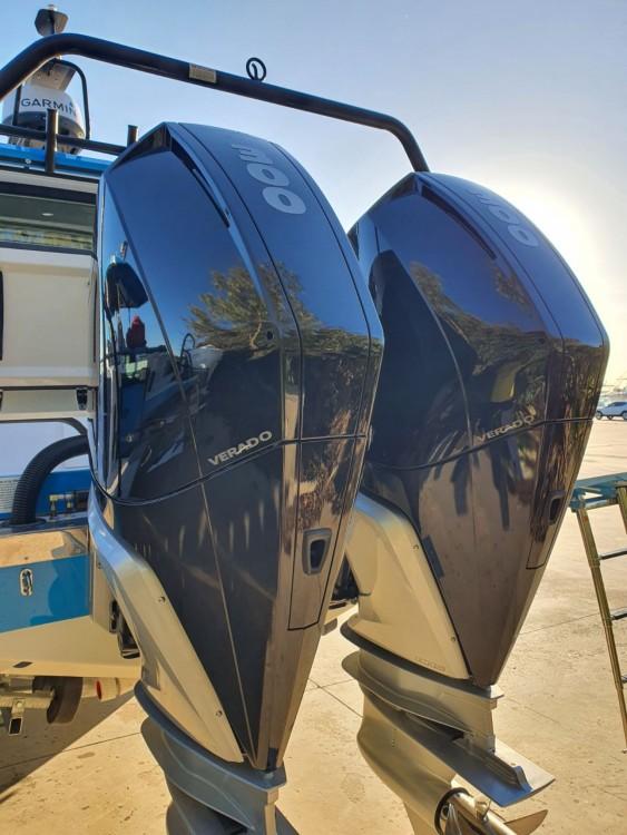 Rental yacht Gouvia - Axopar 37SC Brabus Line on SamBoat