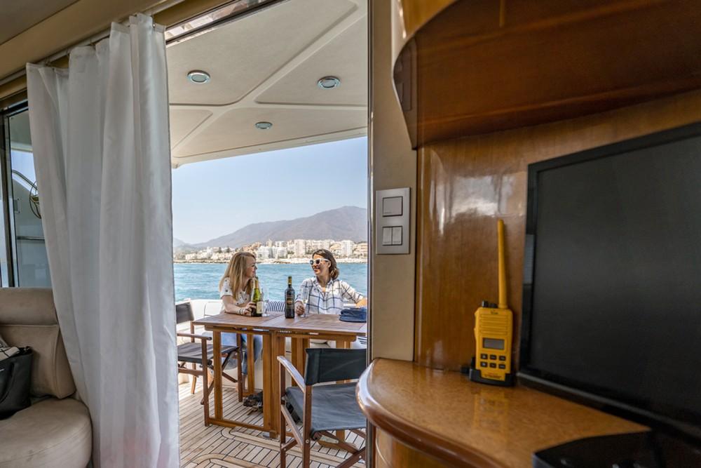 Boat rental Rodman Rodman 41 in Estepona on Samboat