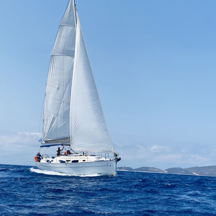 Boat rental Kontokali cheap Cyclades 39.3