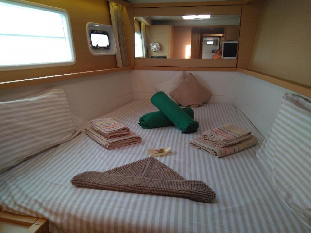 Rental yacht San Antonio - Lagoon Lagoon 450 on SamBoat