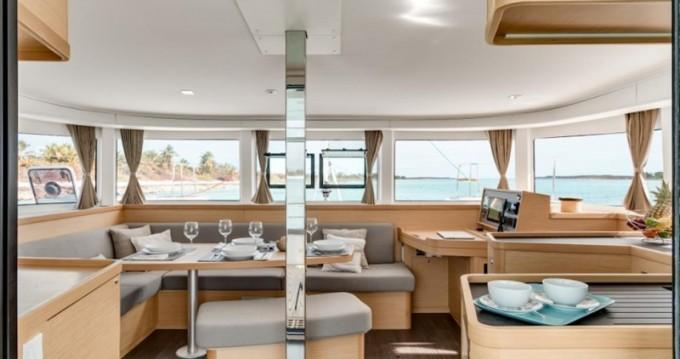 Catamaran for rent El Rompido at the best price