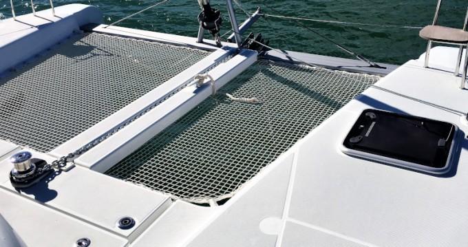 Rental Catamaran in El Rompido - Lagoon Lagoon 40