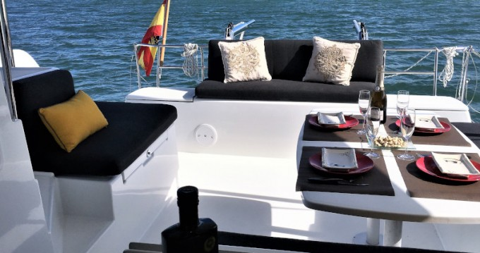 Hire Catamaran with or without skipper Lagoon El Rompido