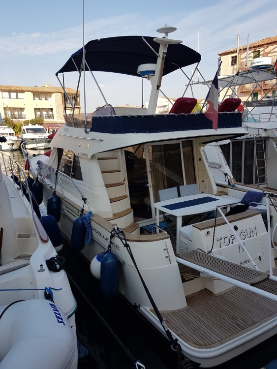 Rental yacht Grimaud - Acm 38 ACM on SamBoat