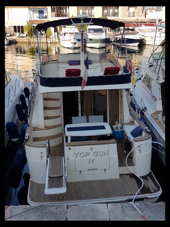 Rental Motorboat in Grimaud - Acm 38 ACM