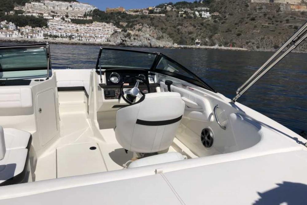 Boat rental Almuñécar cheap 190 SPXE