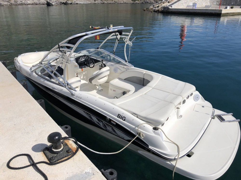 Bayliner Capri 235 Bowrider between personal and professional Almuñécar