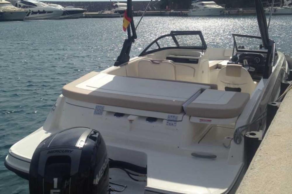 Rental yacht Almuñécar - Bayliner VR5 on SamBoat