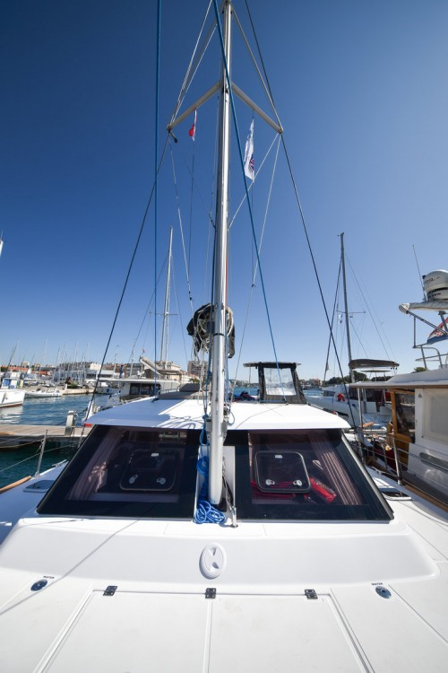 Rental yacht Grad Zadar - Aventura-Catamarans Aventura 34 on SamBoat