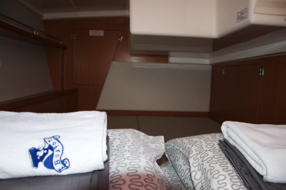 Rental Sailboat in Pirovac - Bavaria Bavaria C45 Holliday