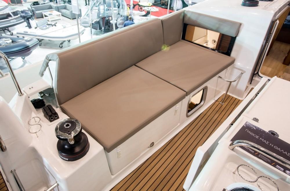 Boat rental Laurium cheap Sun Odyssey 490