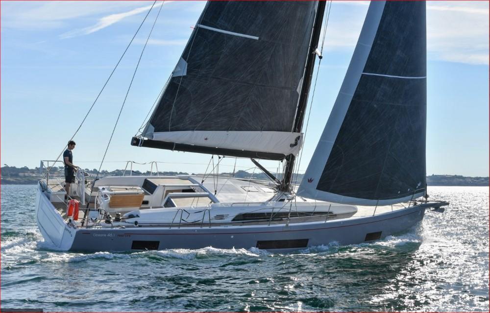 Rental yacht Grad Biograd na Moru - Bénéteau Oceanis 461 on SamBoat