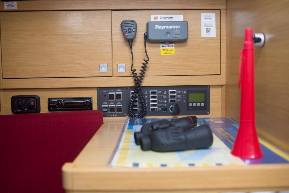 Boat rental Grad Biograd na Moru cheap Elan 350