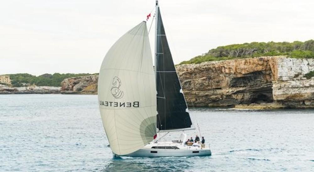 Boat rental Grad Biograd na Moru cheap Oceanis 411