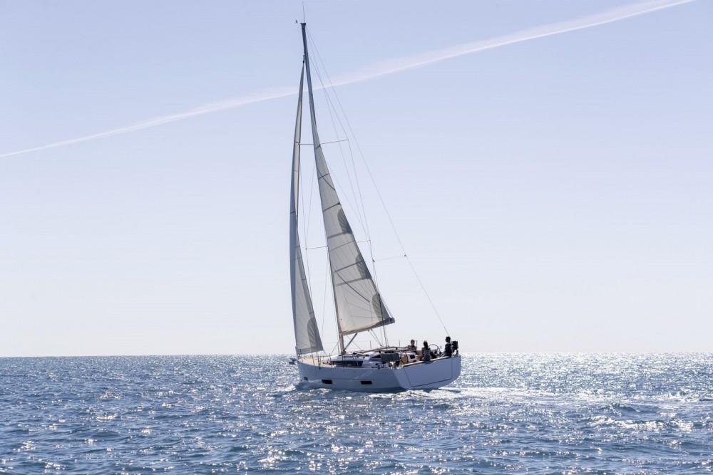 Hire Sailboat with or without skipper Dufour Grad Biograd na Moru