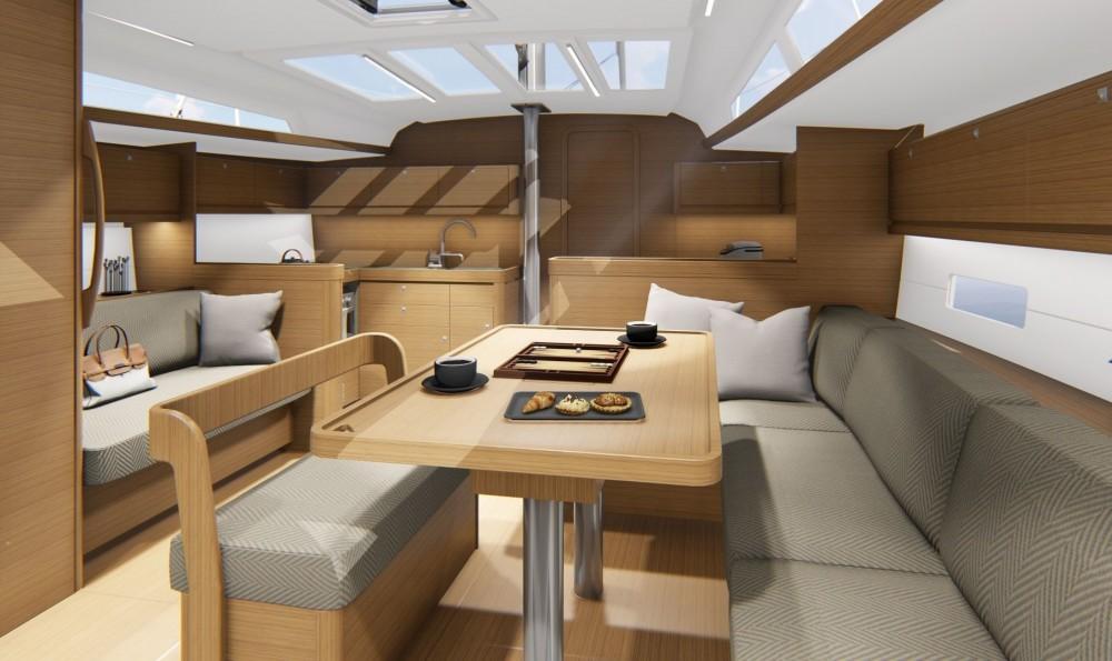 Boat rental Grad Biograd na Moru cheap Dufour 430 Grand Large