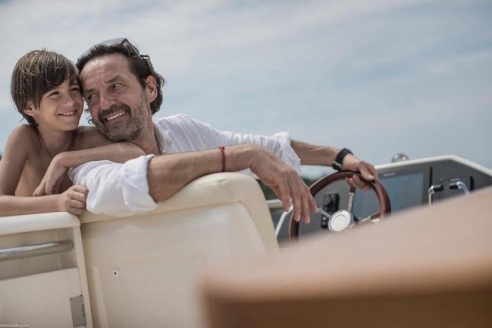 Boat rental Grad Biograd na Moru cheap Greeline Hybrid 48 Fly