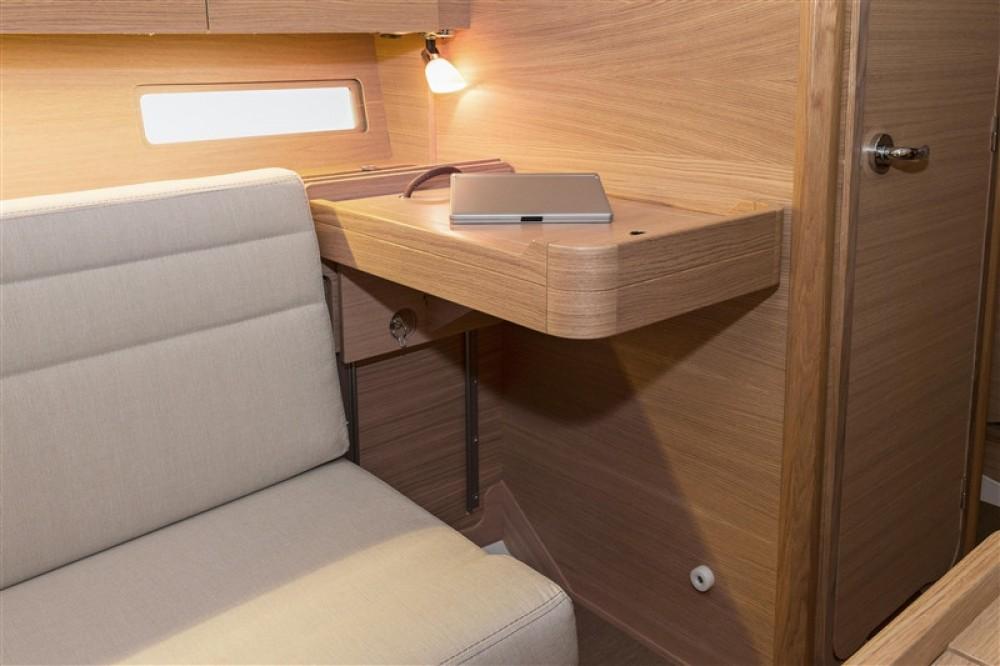 Boat rental Grad Biograd na Moru cheap Dufour 35