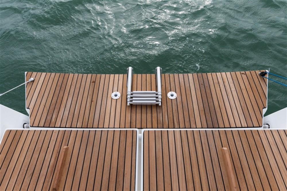 Boat rental Dufour Dufour 35 in Grad Biograd na Moru on Samboat
