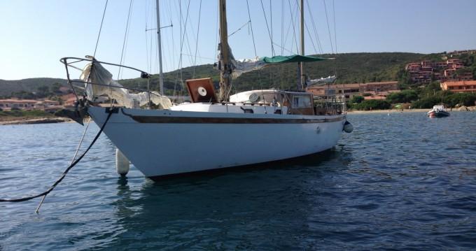 Rental Sailboat Sciarelli with a permit