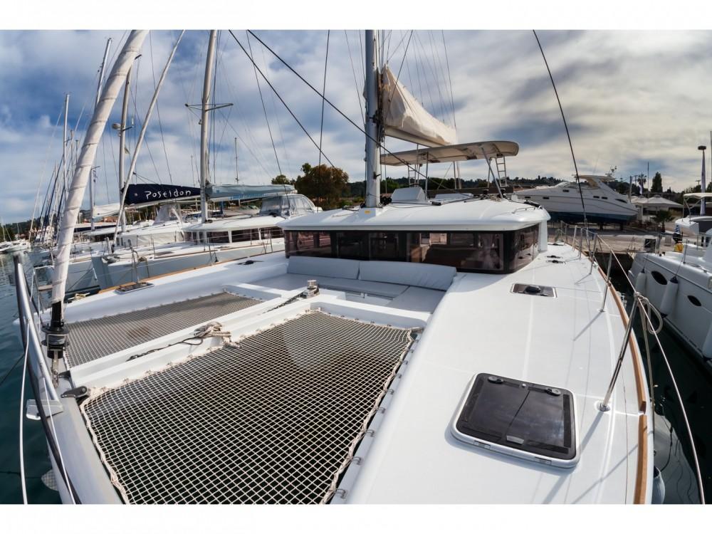 Rental Catamaran in Kontokali - Lagoon Lagoon 450