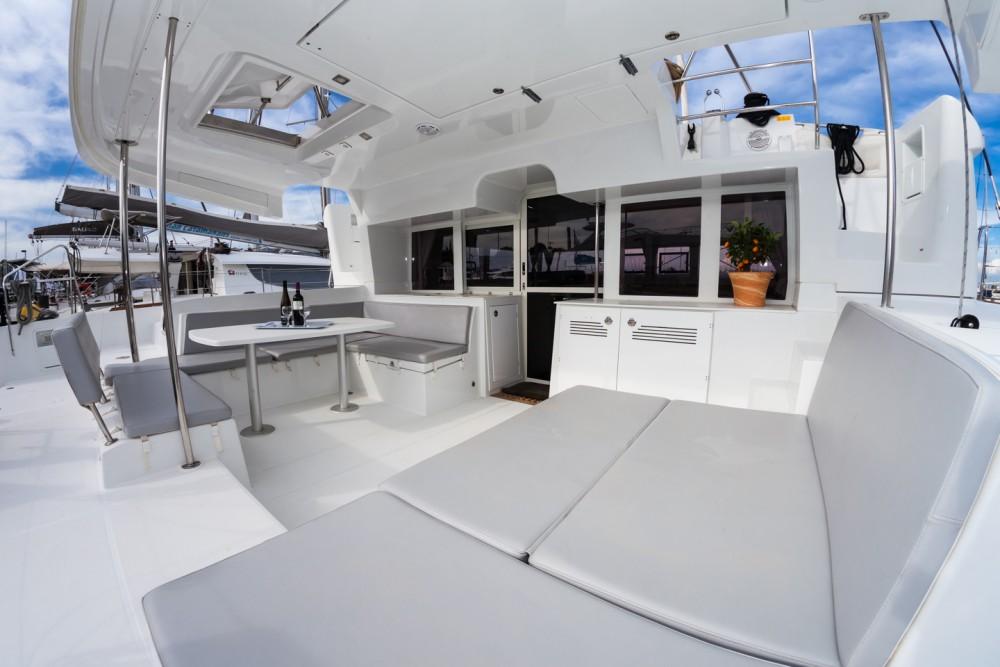 Rental yacht Kontokali - Lagoon Lagoon 450 on SamBoat