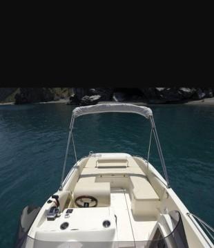 Rental Motorboat in Siracusa - Nadirmarine Eolo 830 day