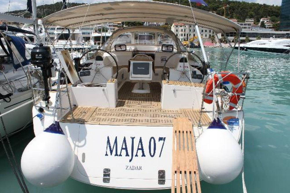 Boat rental Pirovac cheap Elan 514 Impression