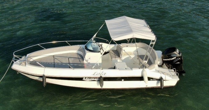 Hire Motorboat with or without skipper Marinello Saint-Jorioz