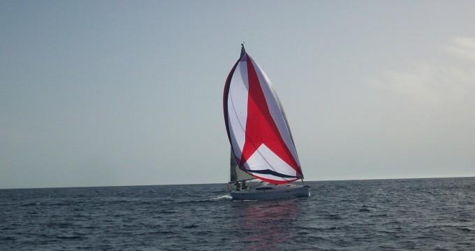 Rental yacht Las Palmas de Gran Canaria - Dehler Dehler 41 on SamBoat
