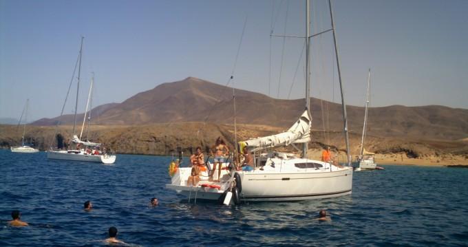 Boat rental Las Palmas de Gran Canaria cheap Dehler 41