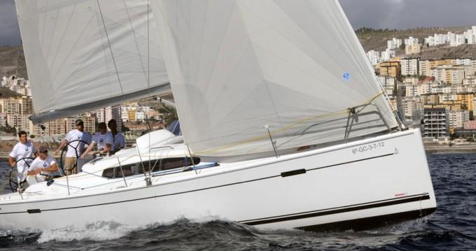 Boat rental Dehler Dehler 41 in Las Palmas de Gran Canaria on Samboat