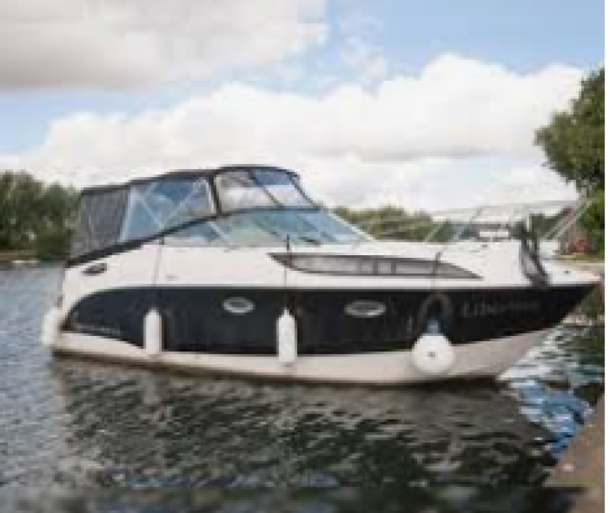 Hire Motorboat with or without skipper Bayliner Ouistreham