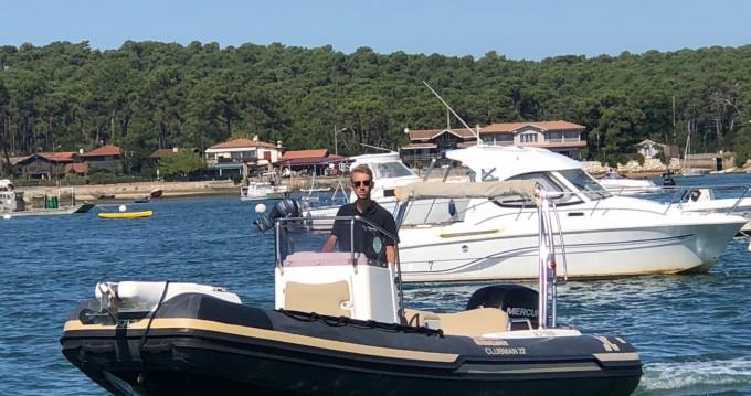 Rental yacht Lège-Cap-Ferret - Joker Boat Clubman 22 on SamBoat