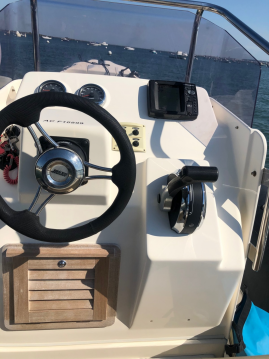 Boat rental Lège-Cap-Ferret cheap Clubman 22