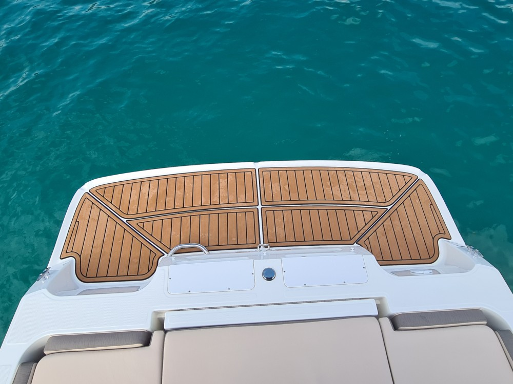 Boat rental Sevrier cheap VR4