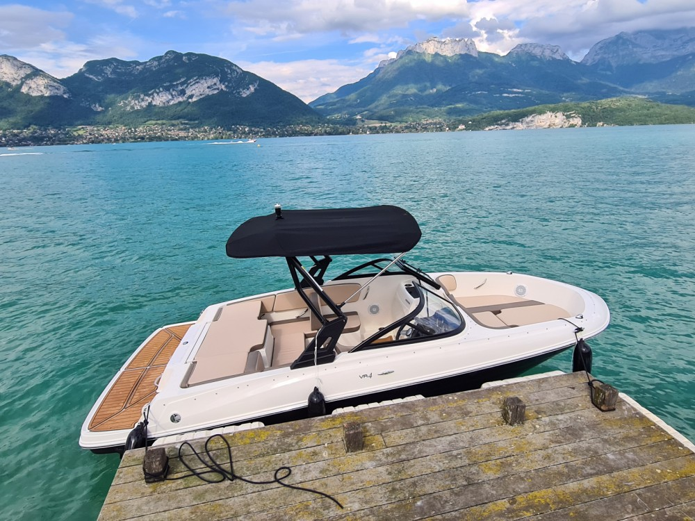 Motorboat for rent Sevrier at the best price